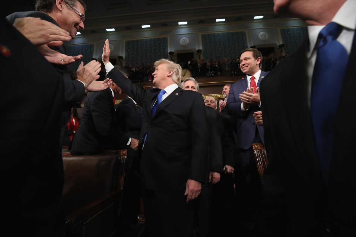 state of the union, getty
