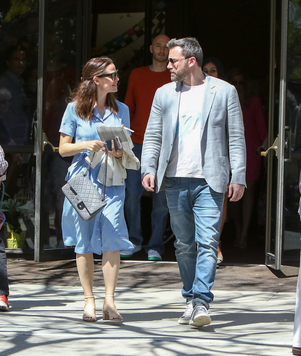 jennifer garner ben affleck - getty