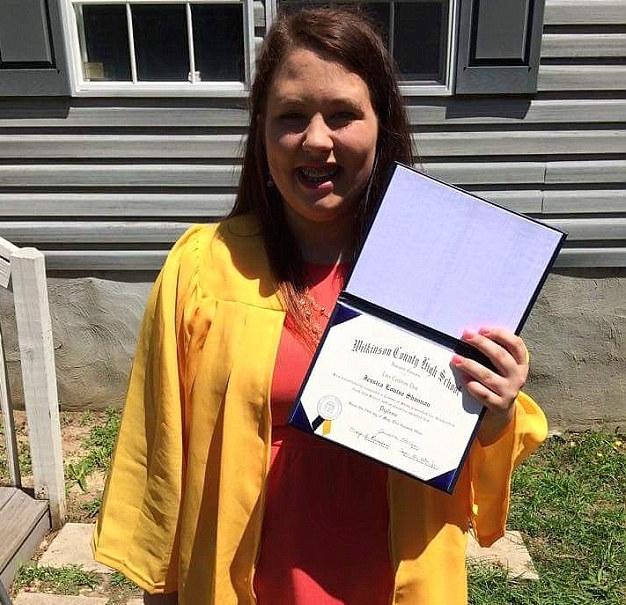 jessica shannon graduation