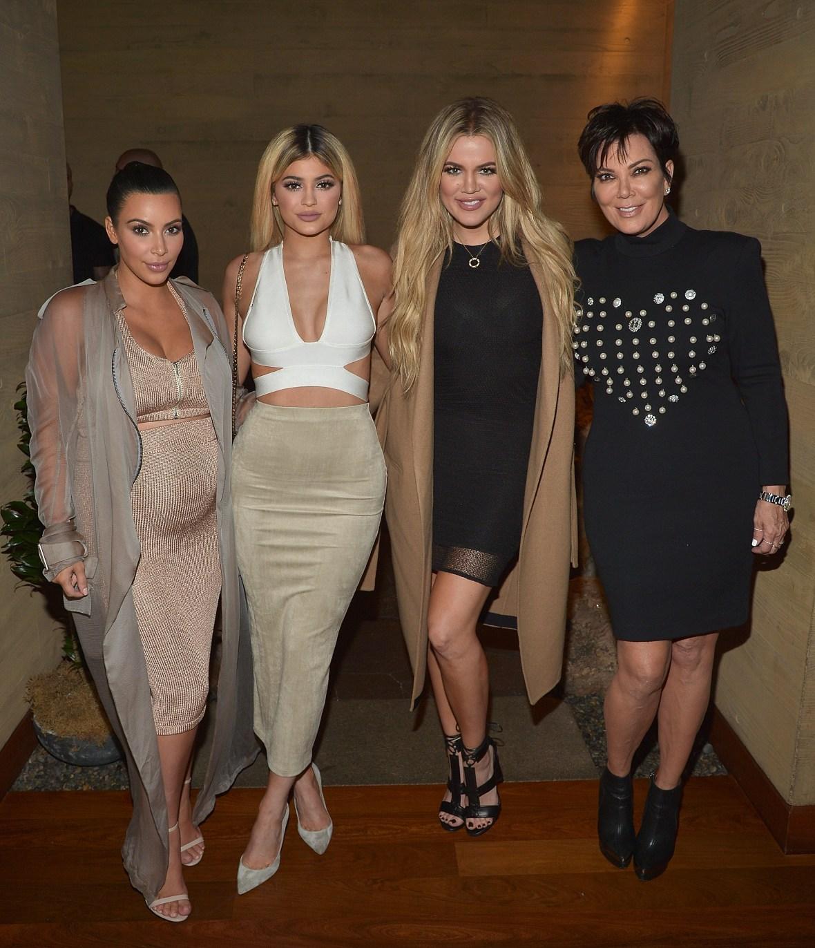 kardashians getty