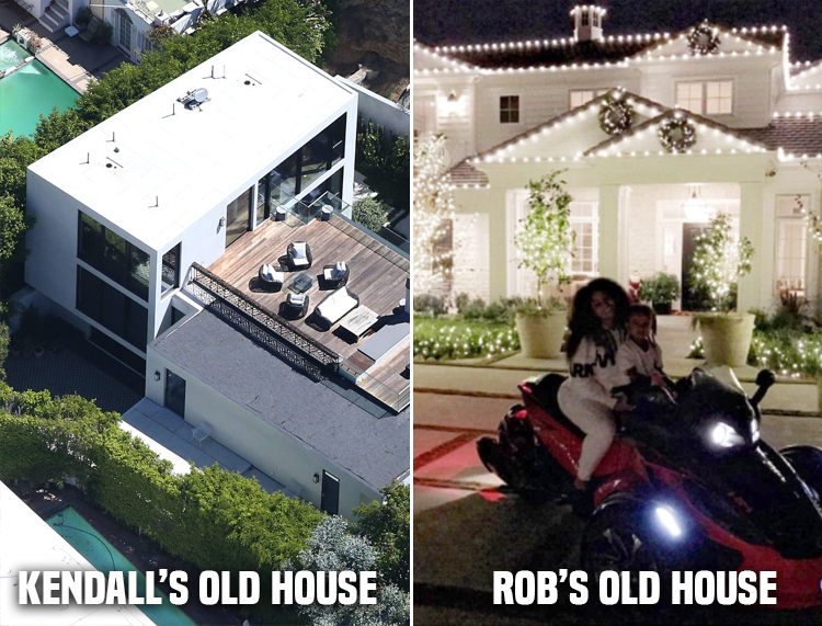 kendall rob old house