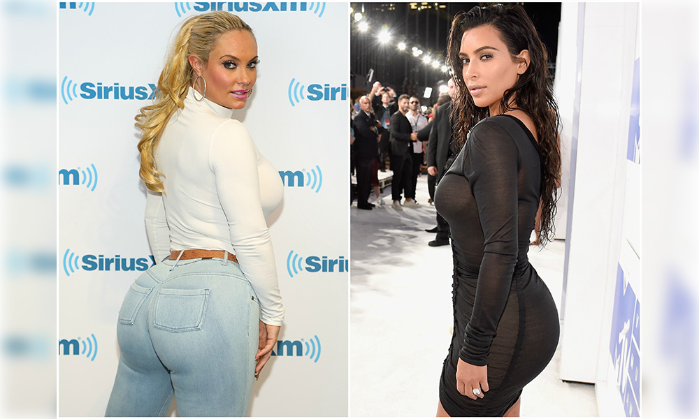 Coco Austin Says She Started the Booty Trend, Not Kim
