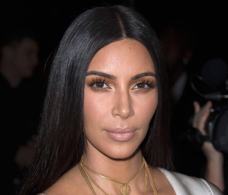 kim kardashian face 2016