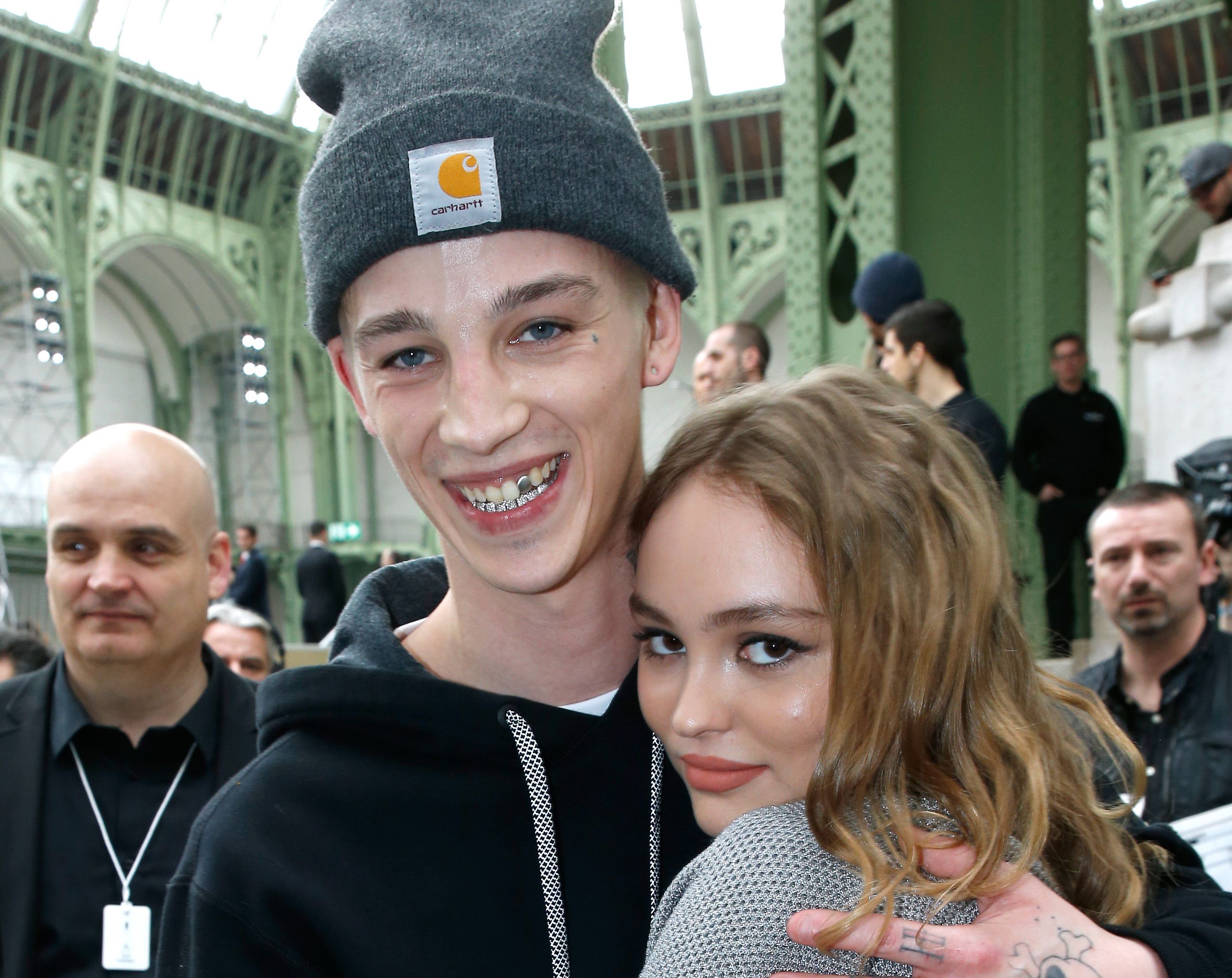 Who Is Lily-Rose Depp's Boyfriend? Get to Know Ash Stymest!