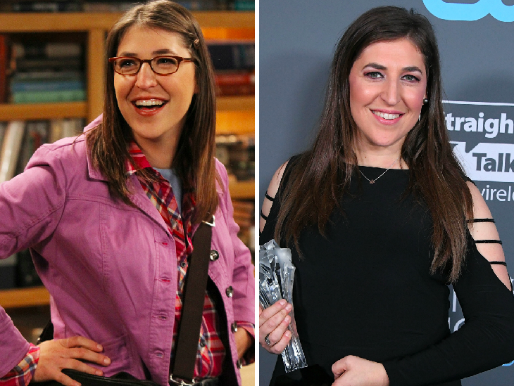 Big Bang Theory Cast Then And Now