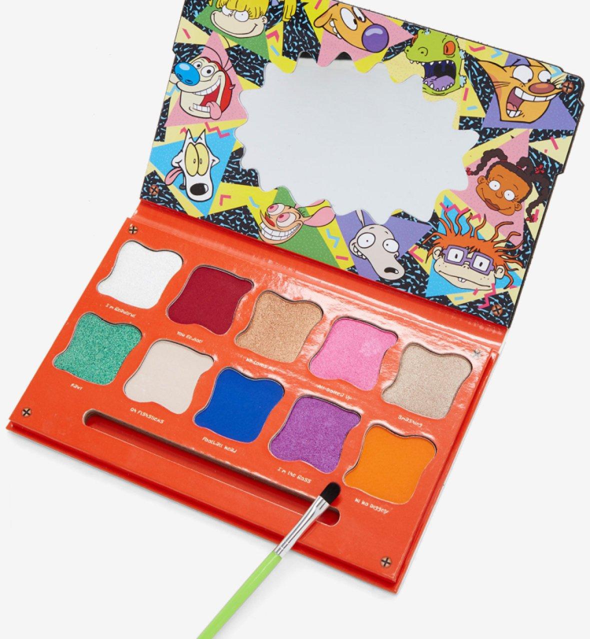 nickelodeon makeup