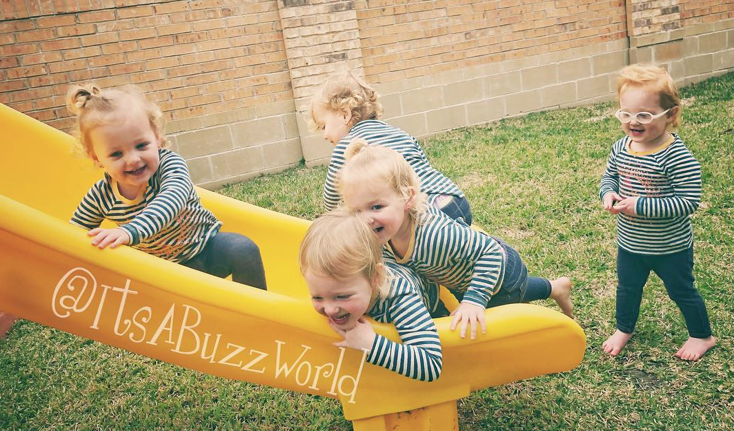 The OutDaughtered Family Home Is Basically a Giant Playground