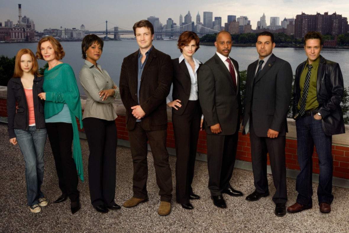 castle cast where are they now