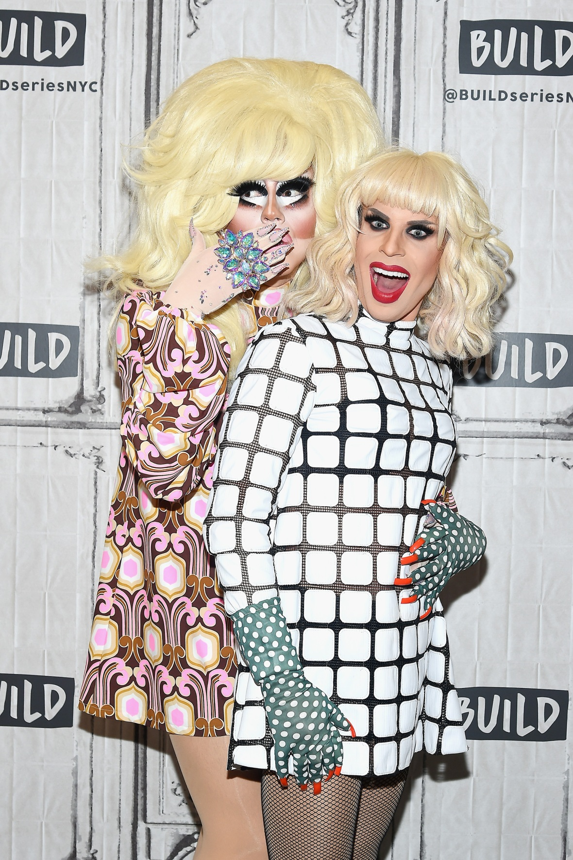 trixie mattel katya - getty