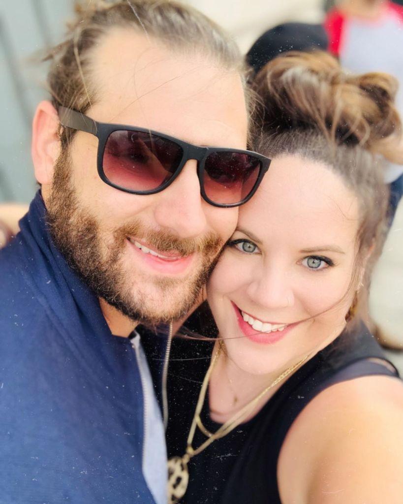 Whitney Way Thore and fiance Chase Severino Engaged