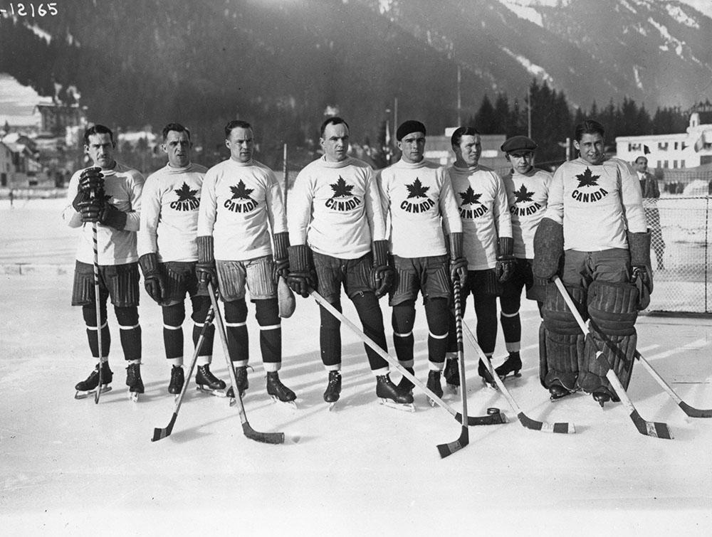 1924 winter olympics getty