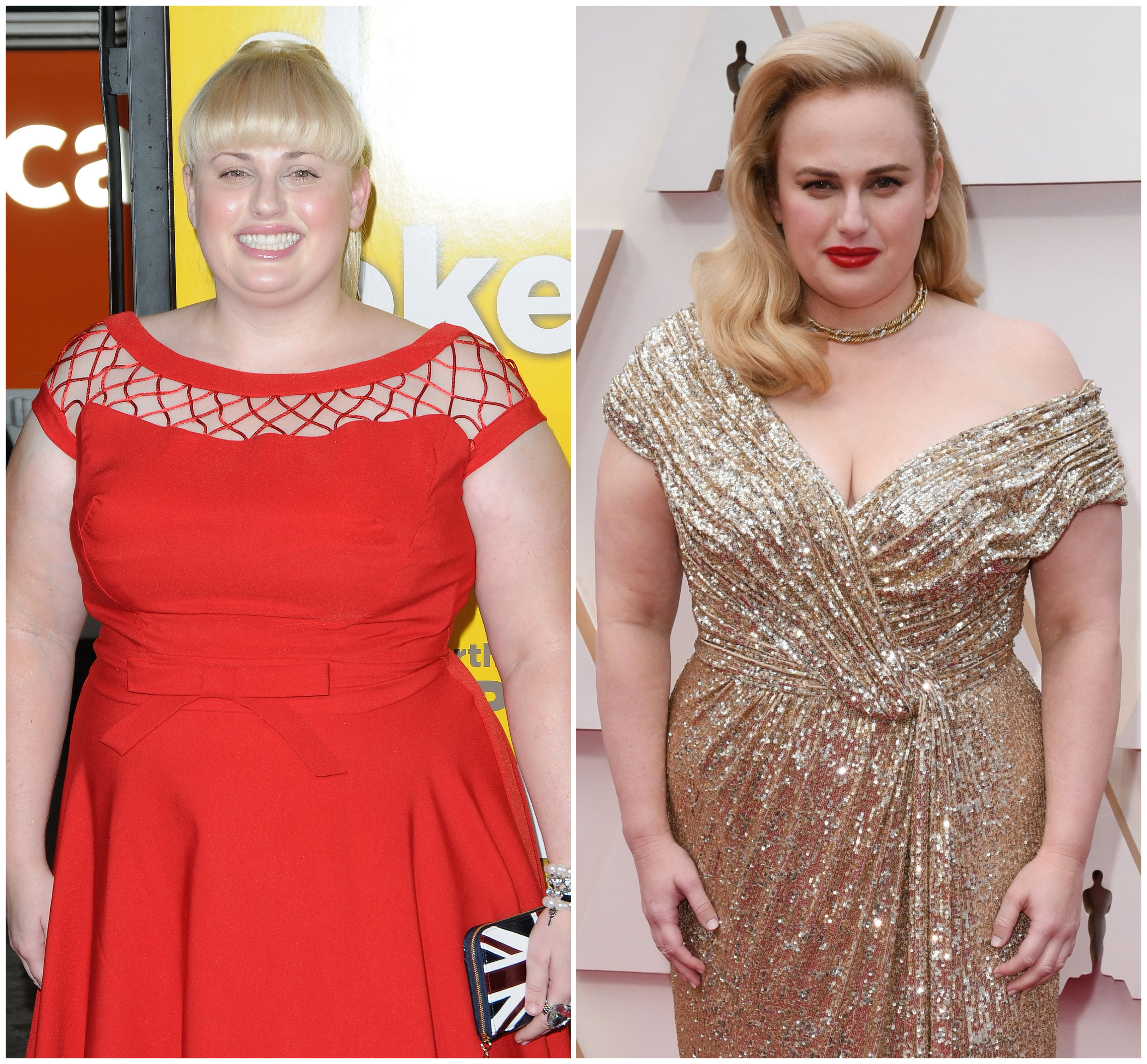 Rebel Wilson Weight Loss Before And After Photos Of Her Transformation