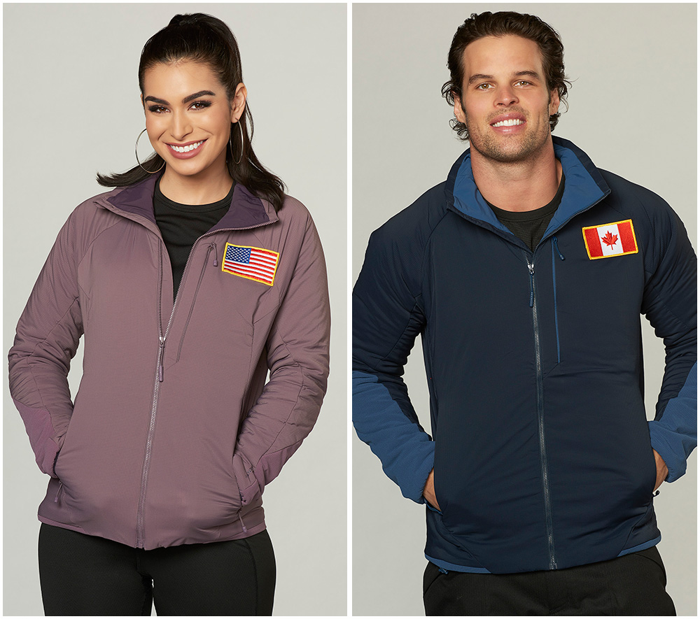 the bachelor winter games ashley and kevin getty images