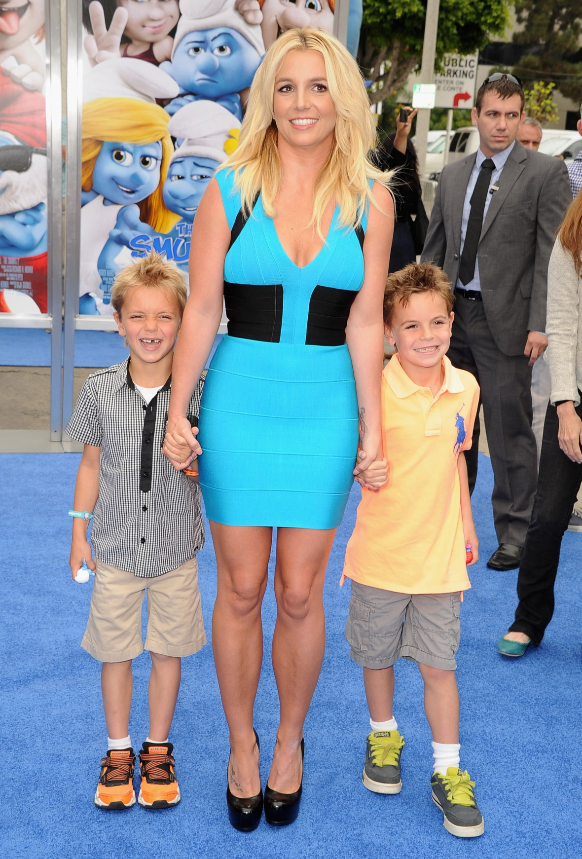 How Old Are Britney Spears' Kids? Find out More About ...
