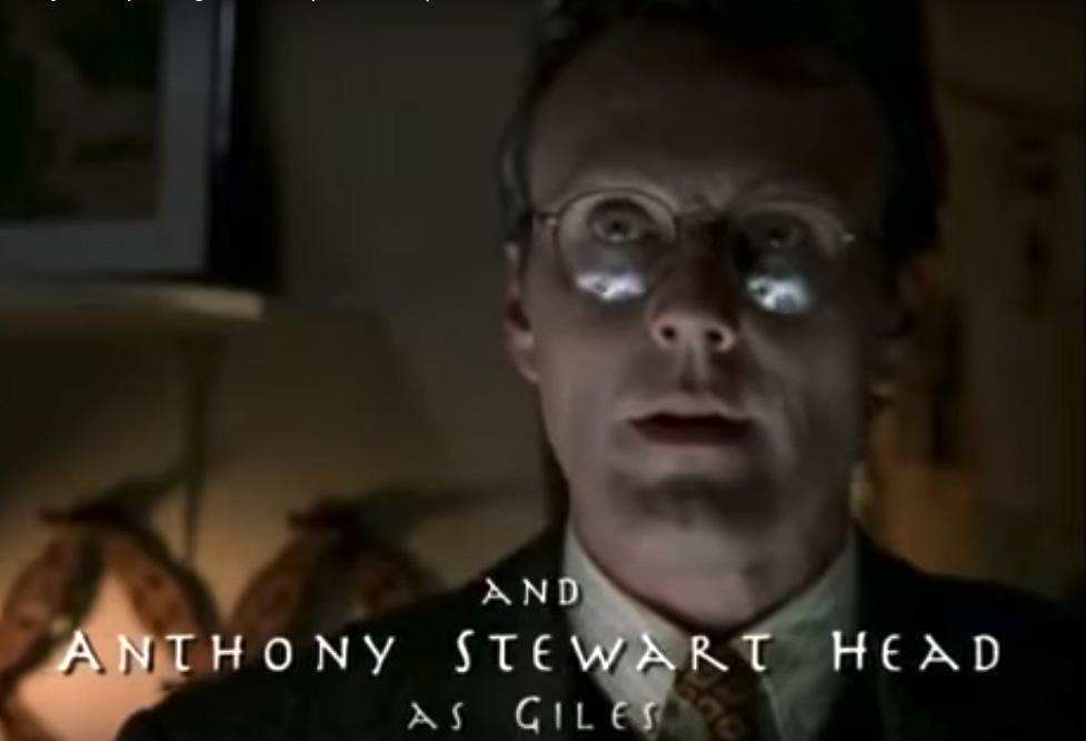 buffy - anthony stewart head