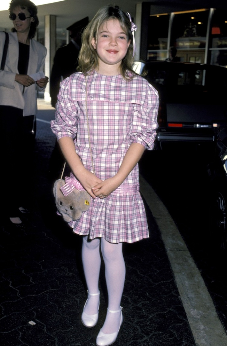 drew barrymore getty