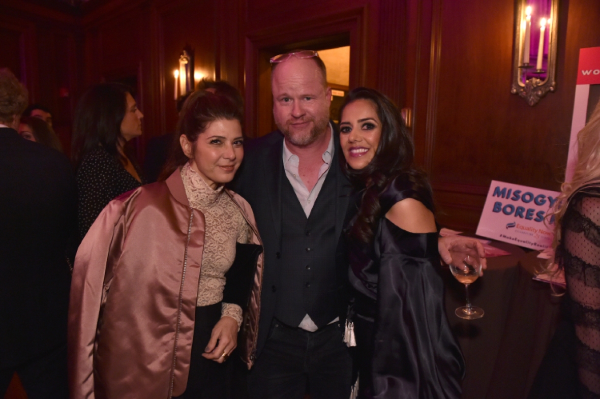 joss whedon and friends