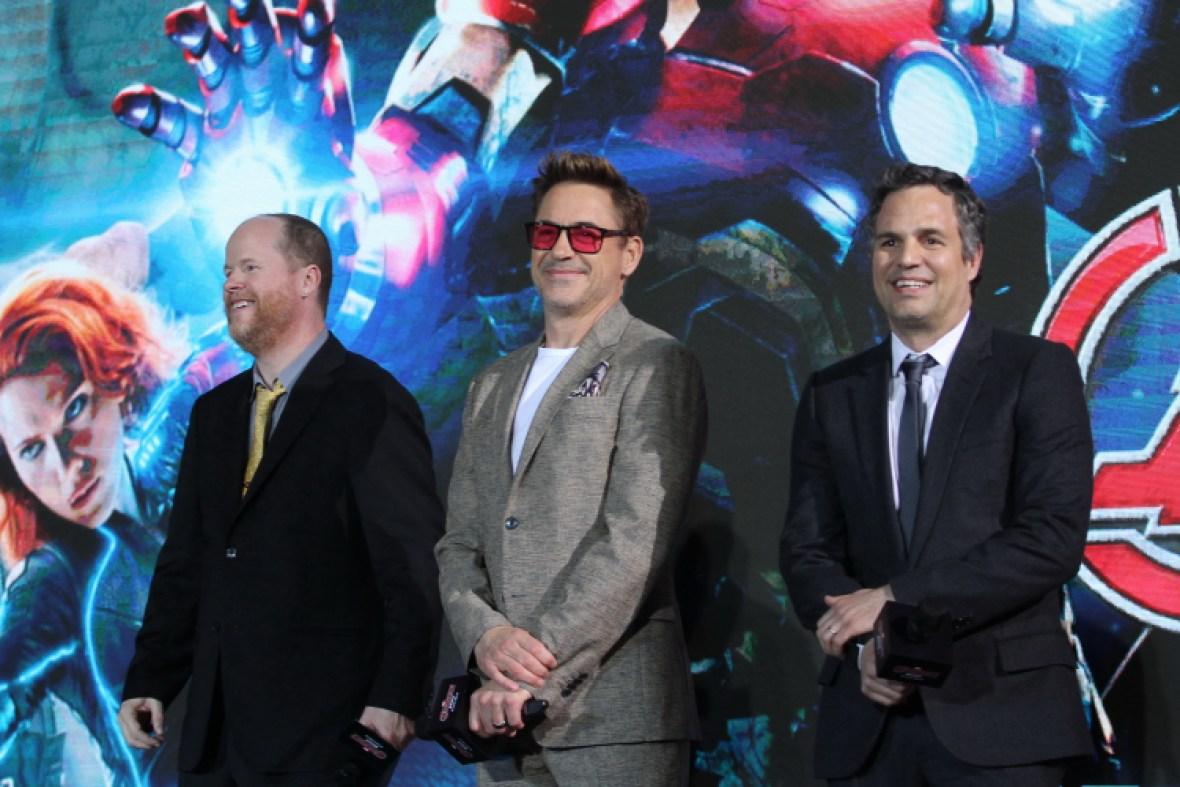 joss whedon - avengers