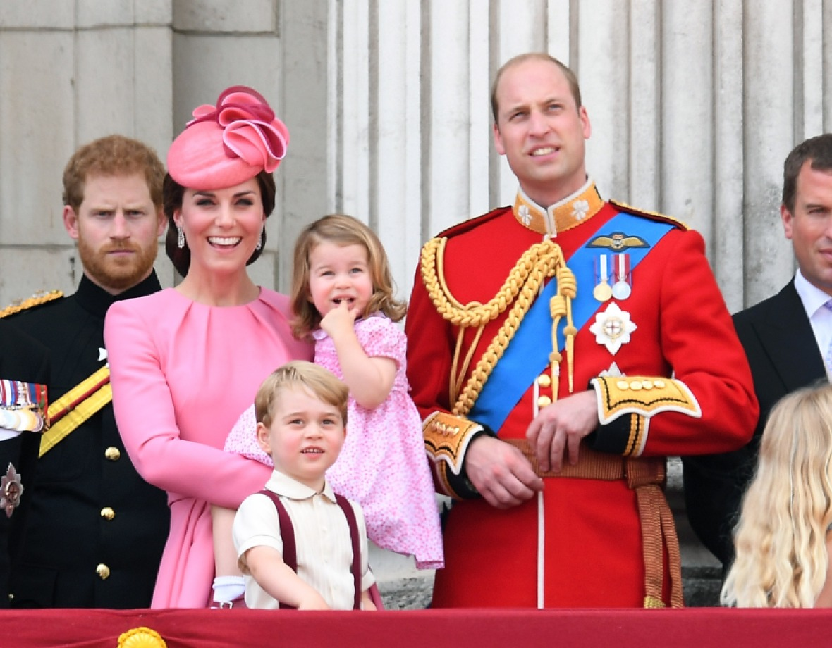 kate middleton prince william family getty