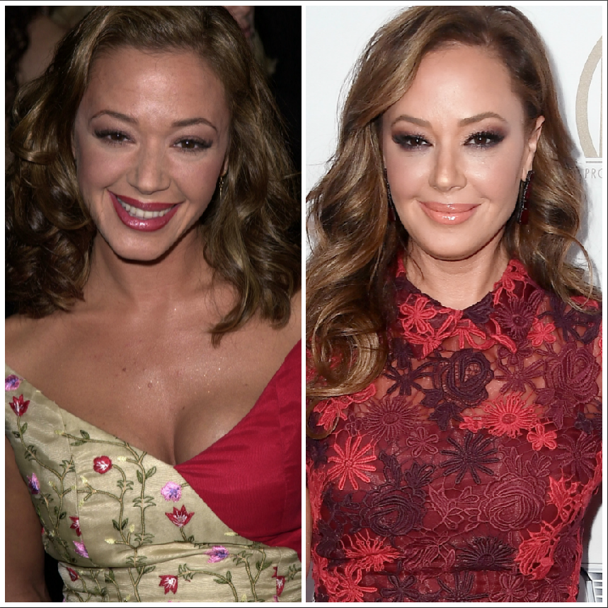 leah remini getty images