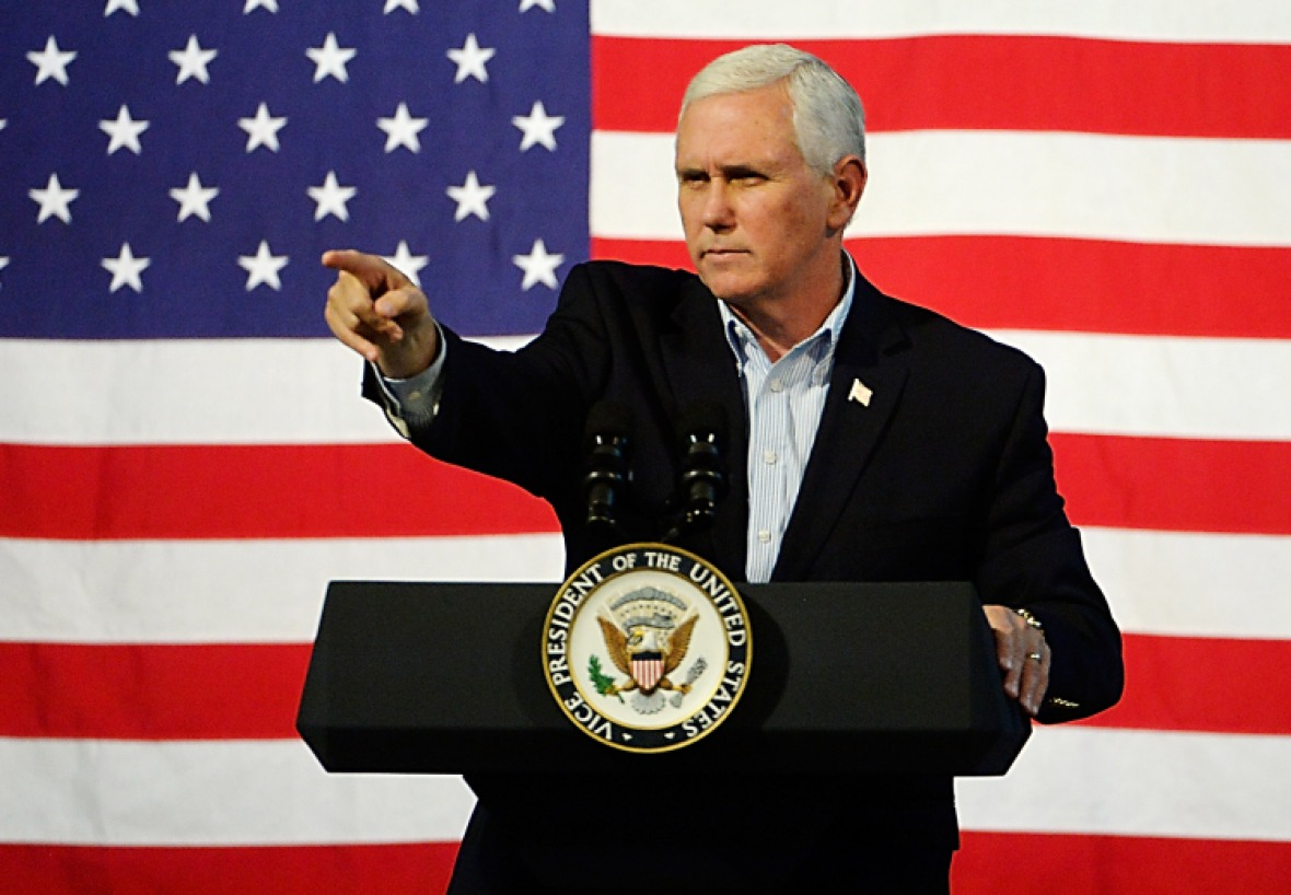 mike pence - getty