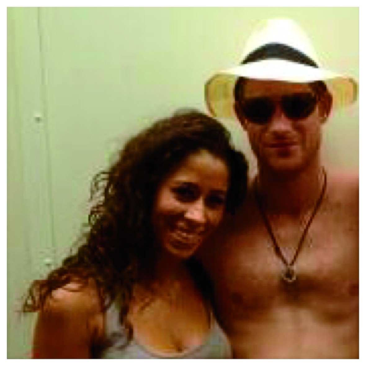 rebeccah gannon with prince harry 2012 (in book)