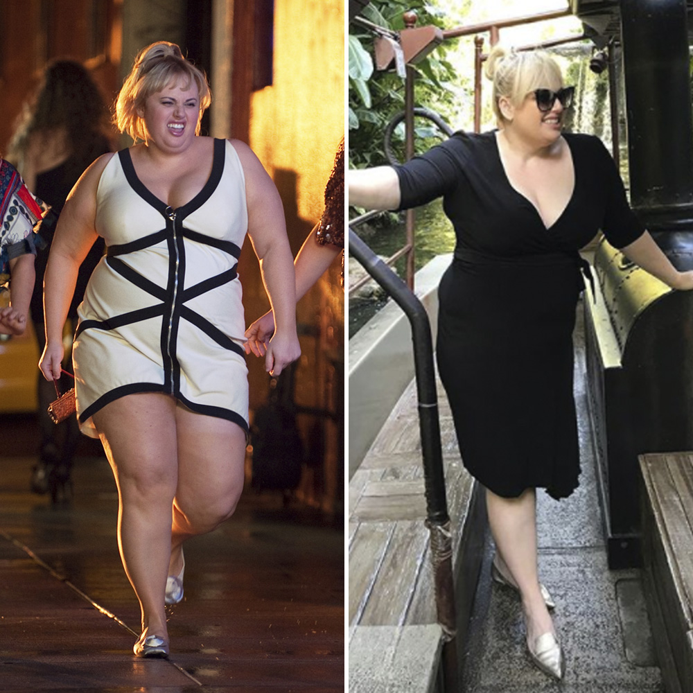 rebel wilson before and after