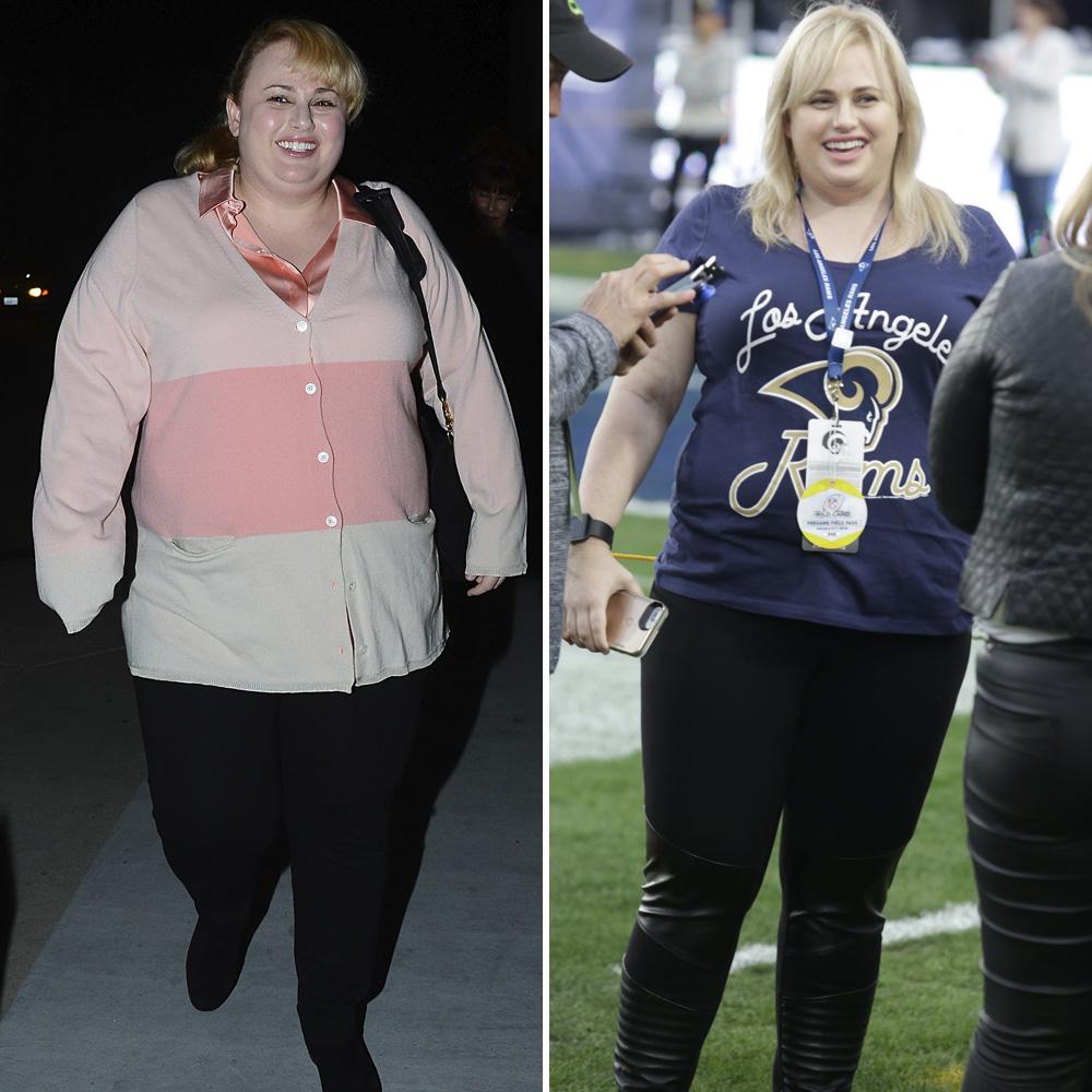 rebel wilson weight loss 2018