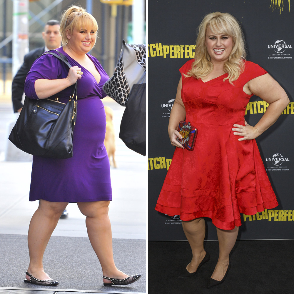 Rebel Wilson Weight Loss: See Before and After Pics of Her ...