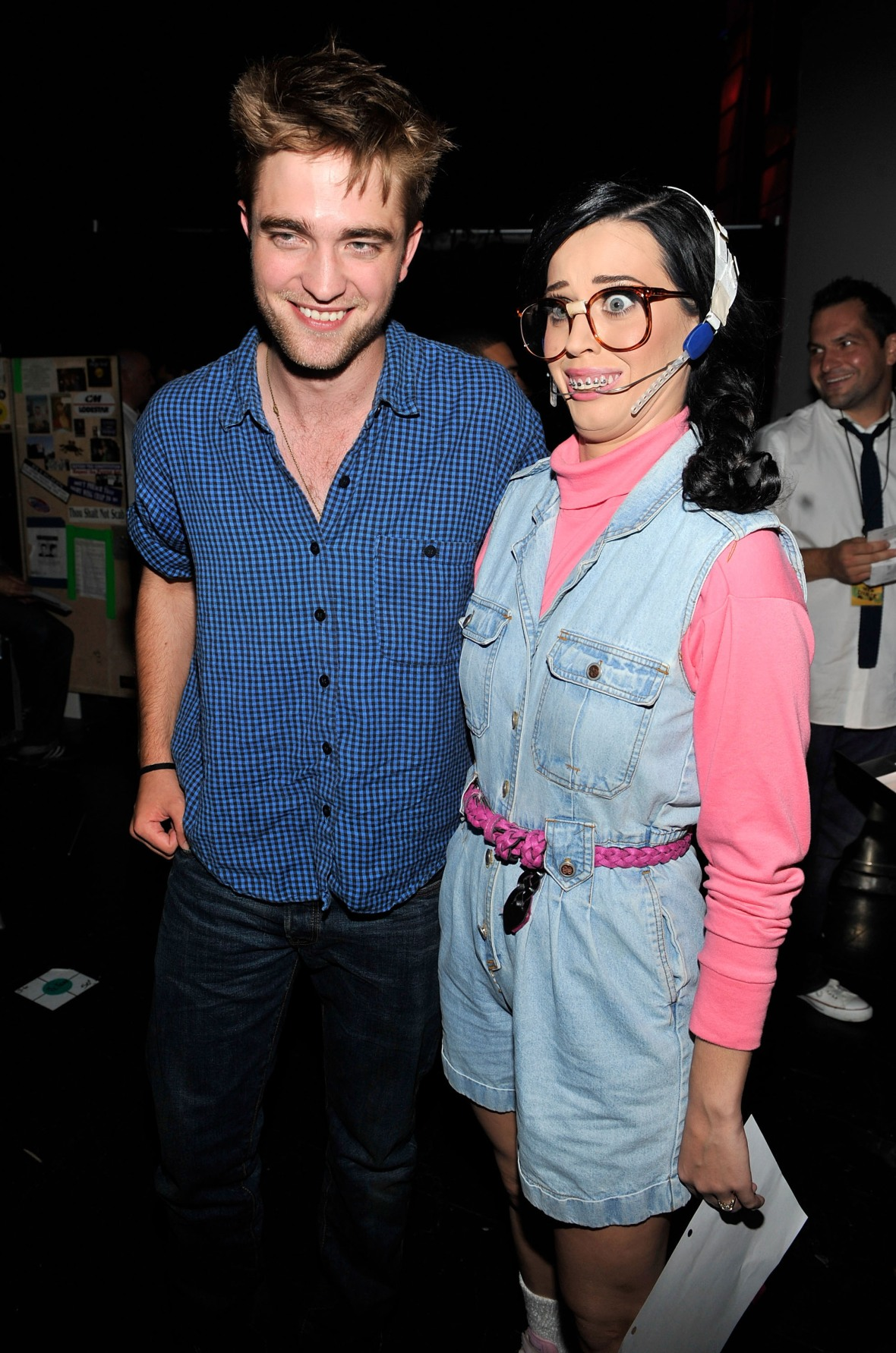 katy perry robert pattinson getty images