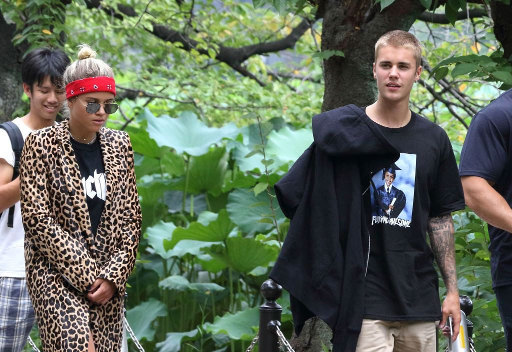 Justin Bieber and Selena Gomez Relationship Timeline Justin Dates Sofia Richie