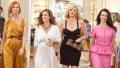 Sarah Jessica Parker Cynthia Nixon Kim Cattrall Kristin Davis Sex and the City Movie Miranda Carrie Samantha and Charlotte