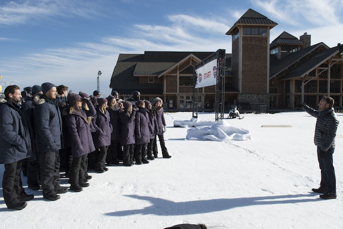 the bachelor winter games getty