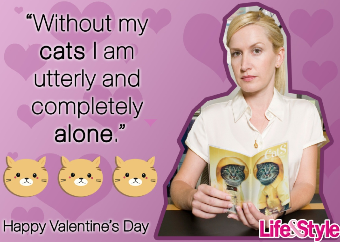 the office valentine's day angela