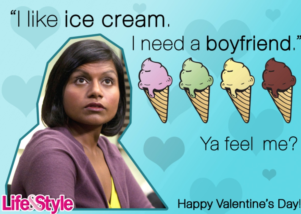 the office valentine's day kelly