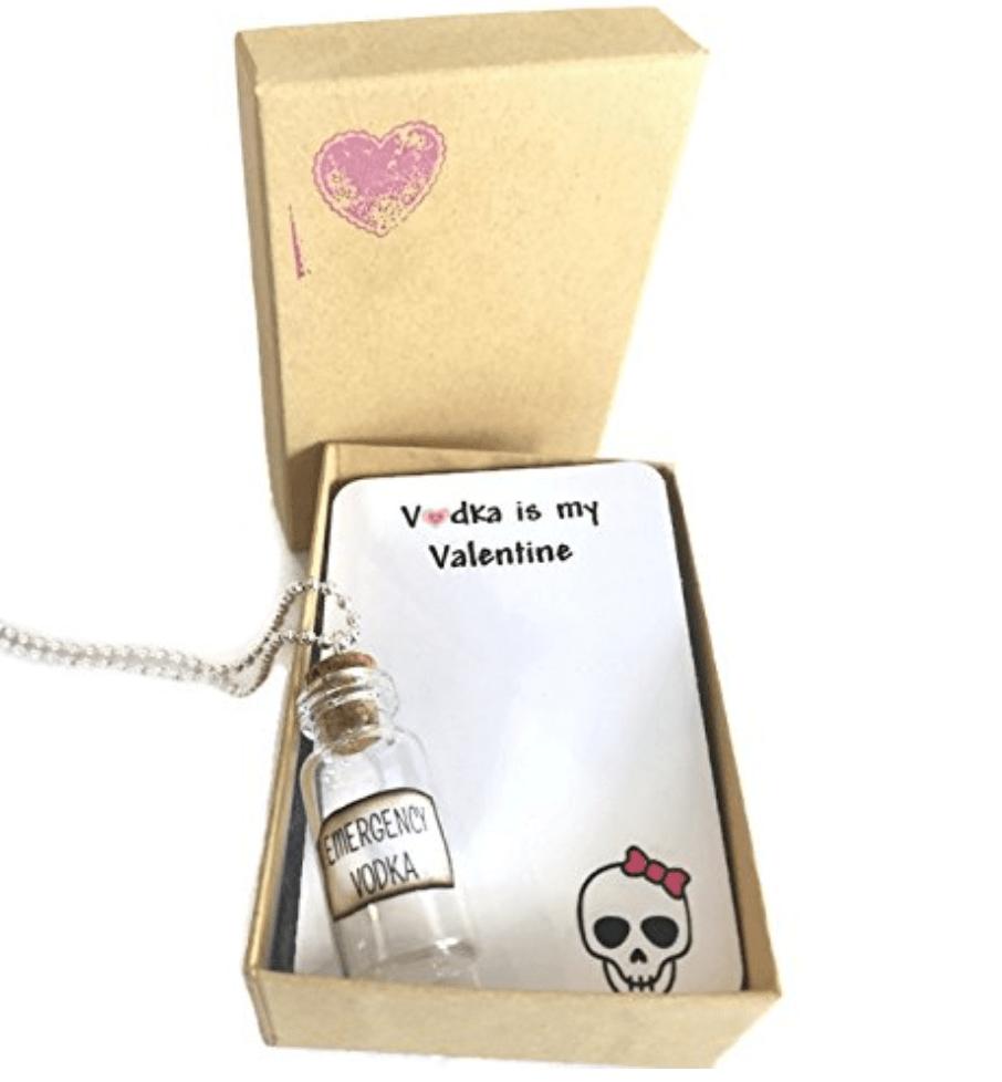 vodka is my valentine