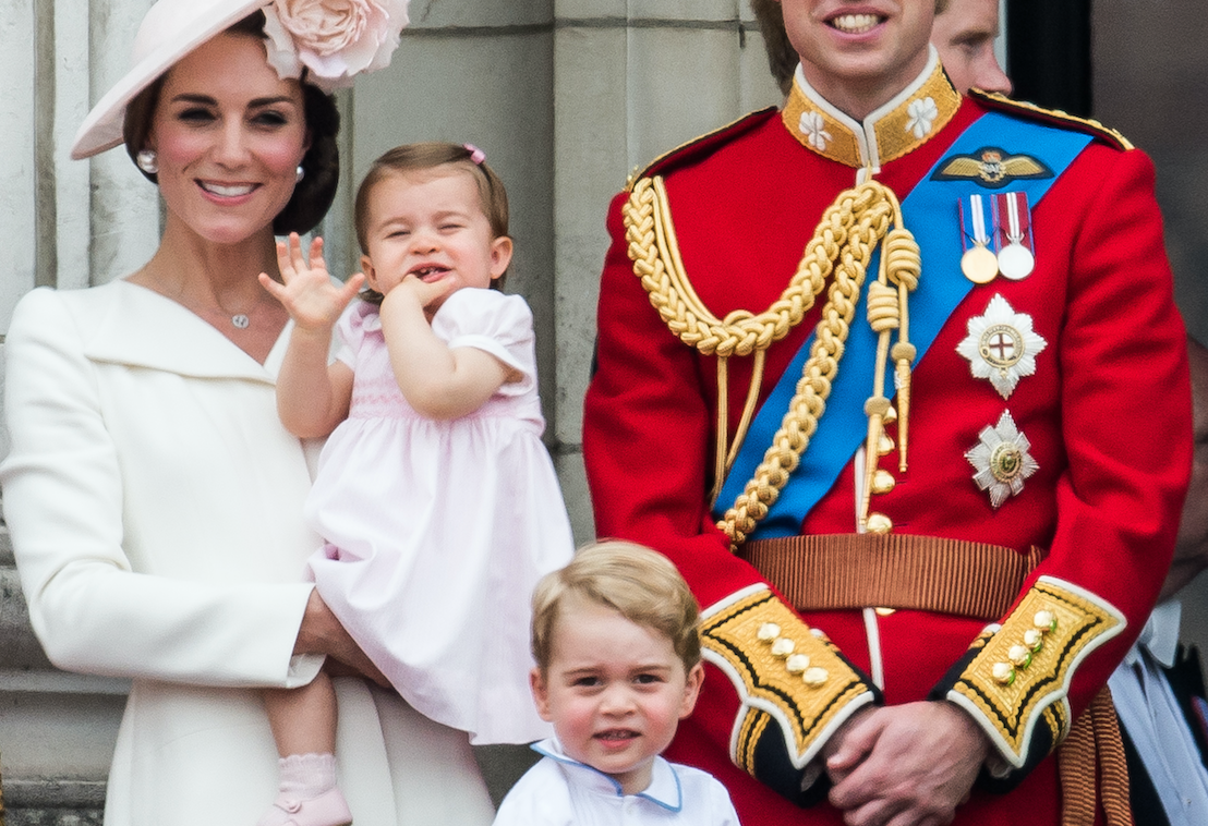 william kate family
