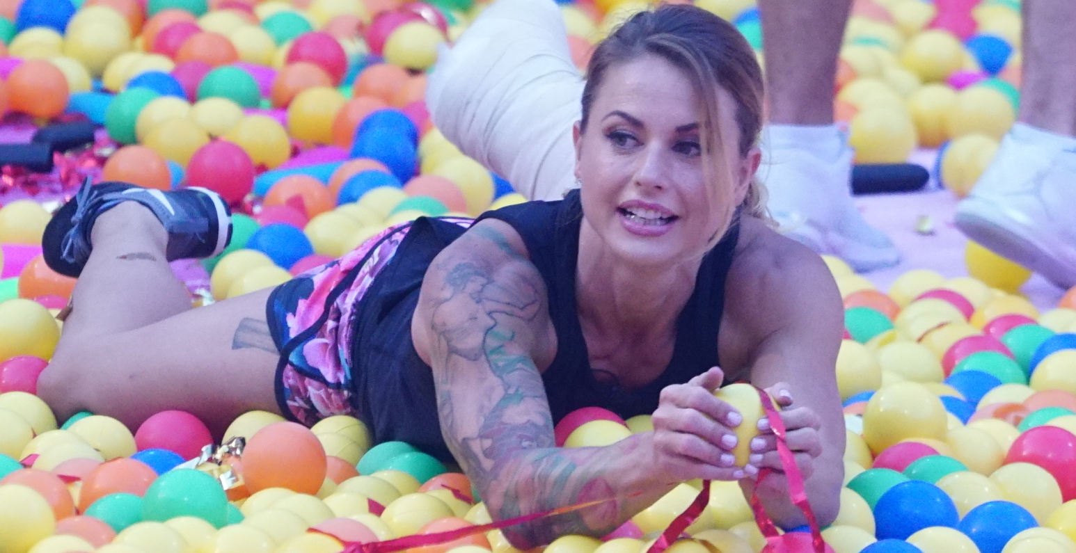 Big Brother Christmas.Big Brother Star Christmas Abbott Is Pregnant With Baby No 1