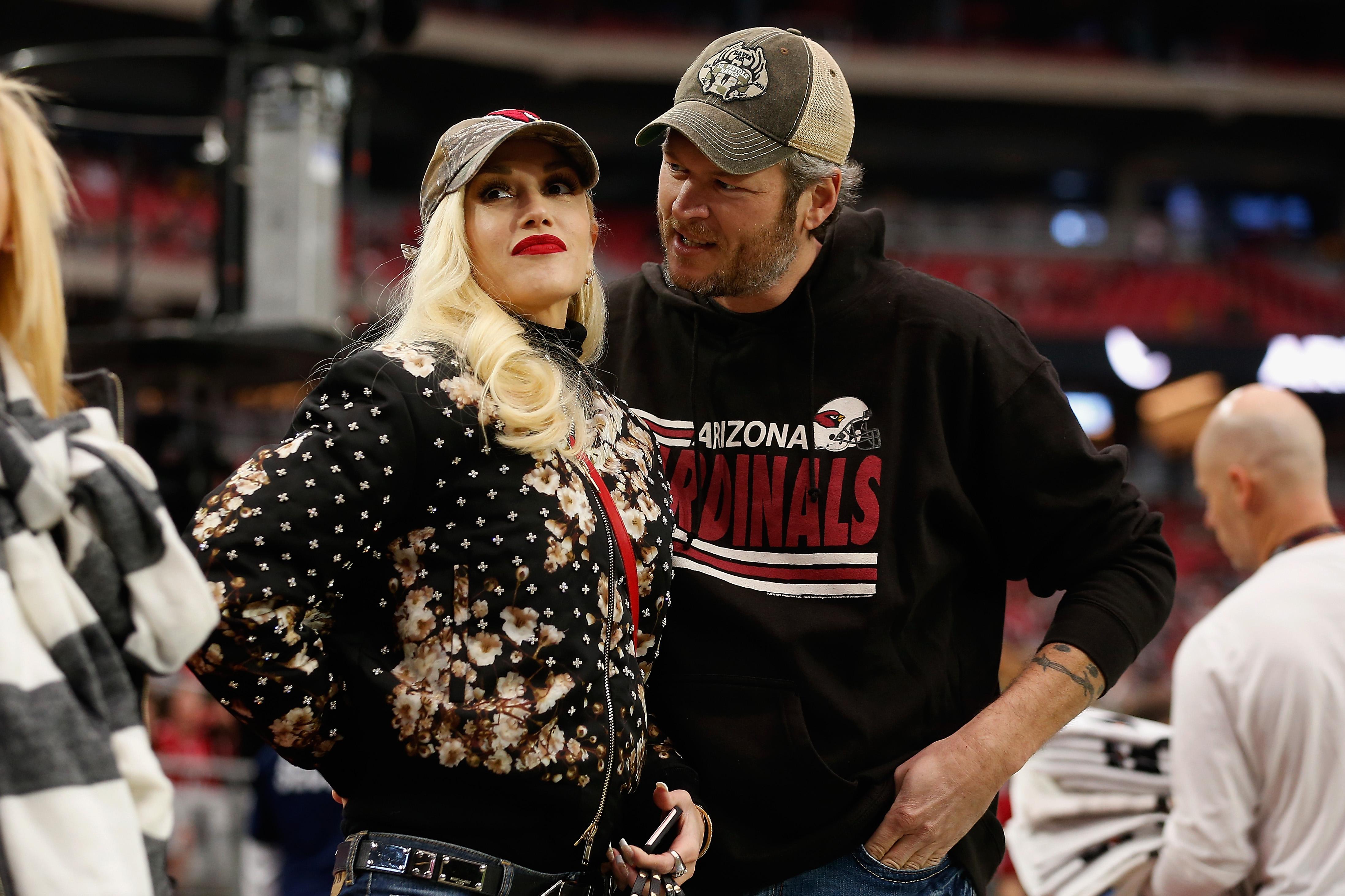 Gwen und blake dating