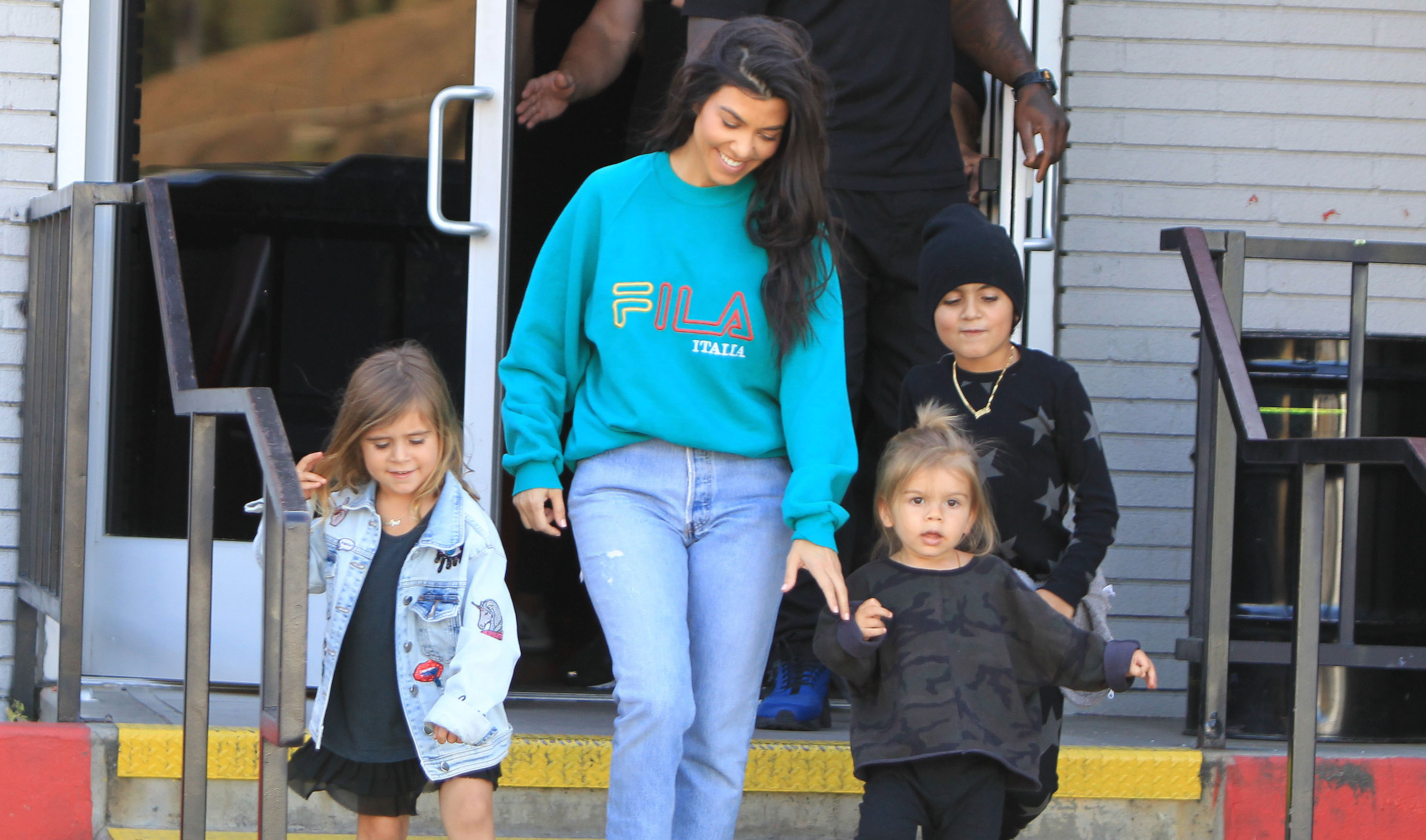 a7cab0897b420 Kourtney Kardashian s Kids Will Never Stop Being Adorable