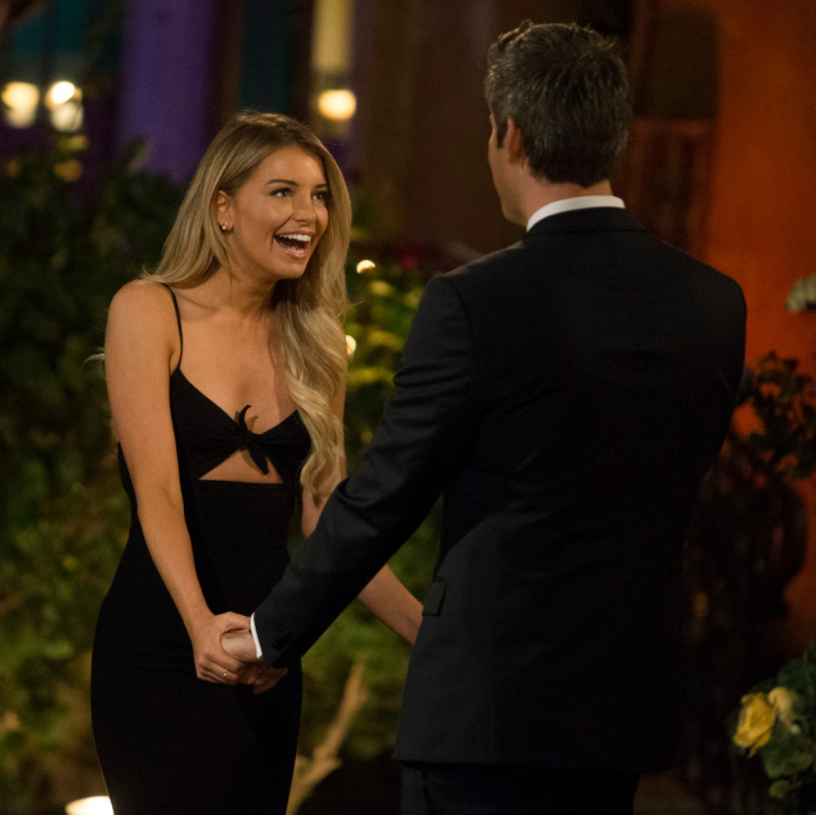 lauren s. the bachelor getty images