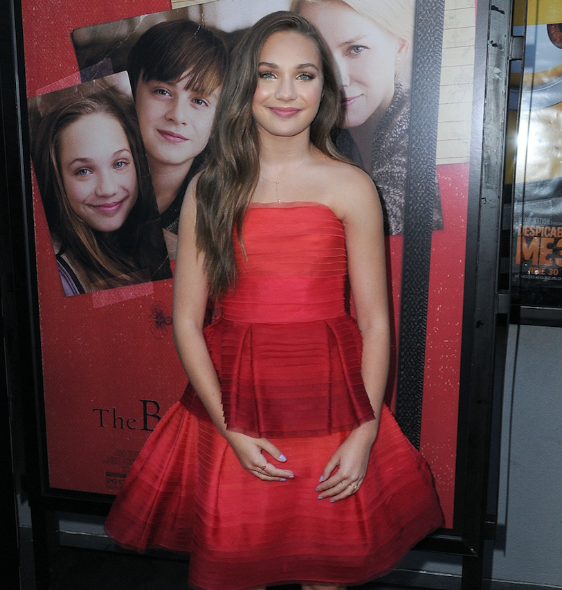 maddie ziegler the book of henry