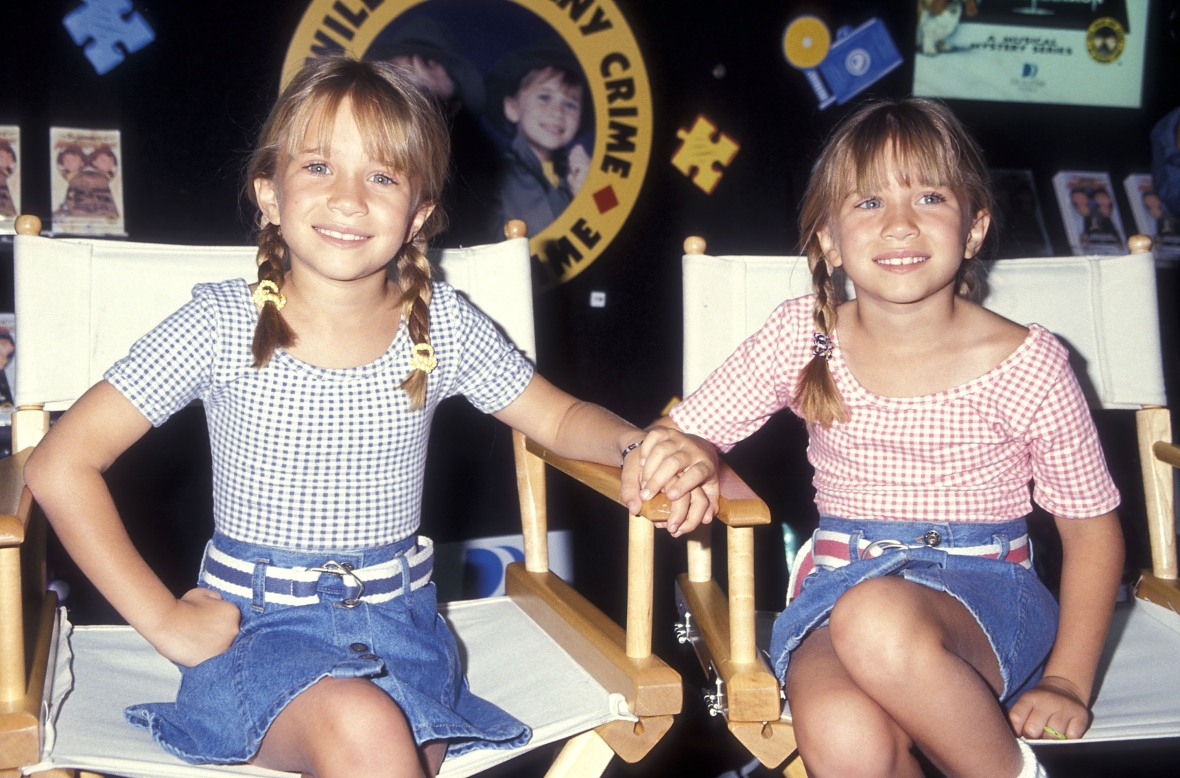mary-kate and ashley mysteries