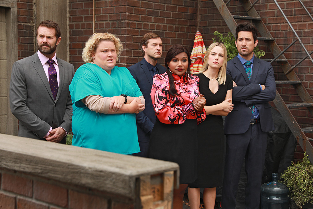mindy project getty