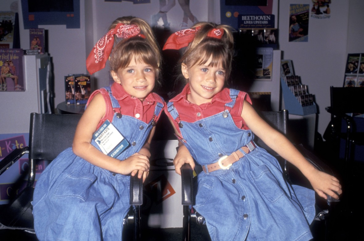 olsen twins my first video