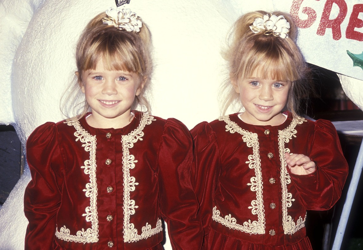 olsen twins young