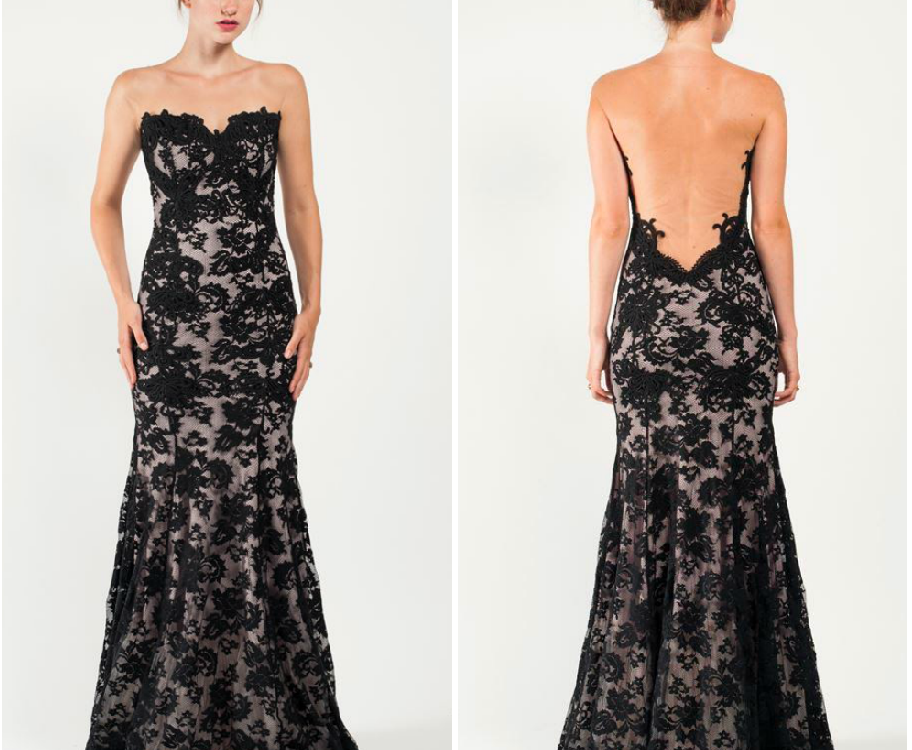 becca k. finale dress