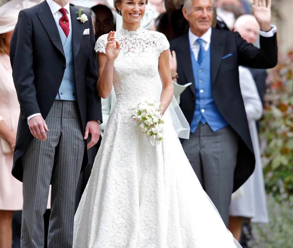 pippa, james, david matthews, getty