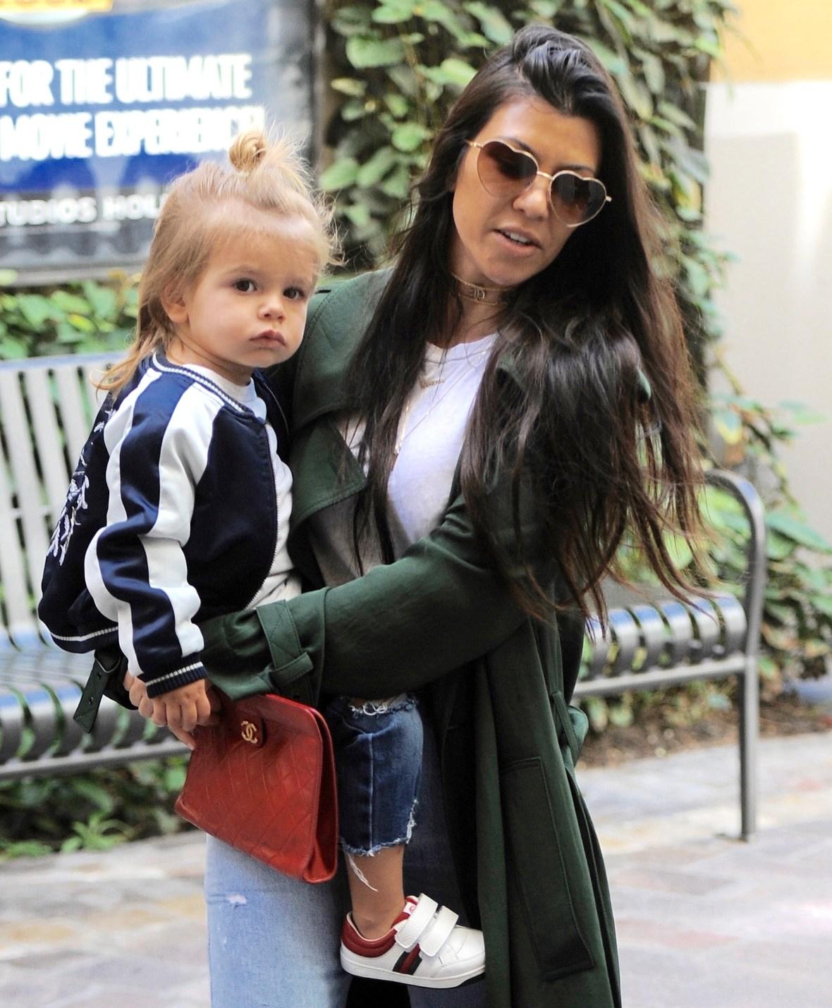 Kourtney Kardashian's Kids: Updates on Mason, Penelope ...