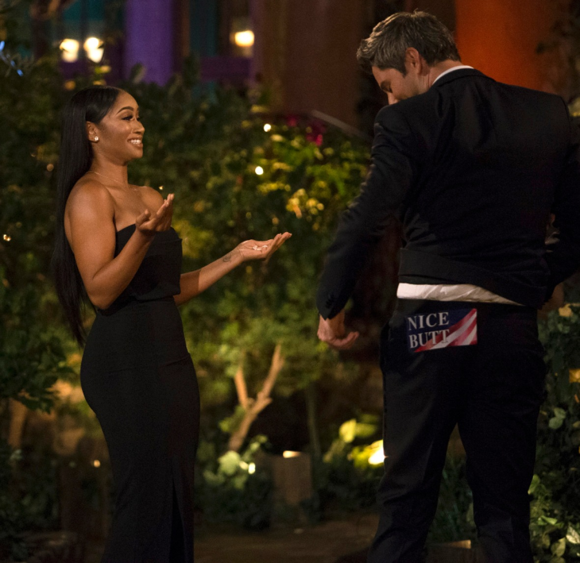 brittane the bachelor getty images